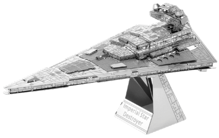Star Wars Imperial Star Destroyer Model Kit by Metal Earth